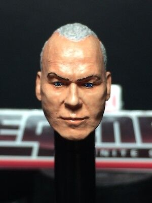 MARVEL LEGENDS PAINTED/FITTED 2017 MCU THE VULTURE MICHAEL KEATON 1:12 HEAD CAST