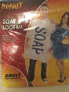 Couples costumes - worn once! Like brand new!