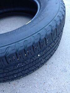 255/65/18 Goodyear tires