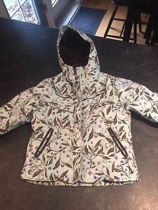 Columbia snow suit size 4/5