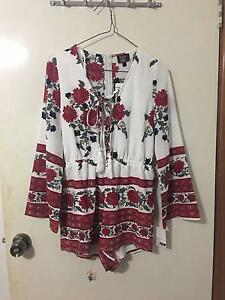 Ladies Playsuit Size M Maryland Newcastle Area Preview