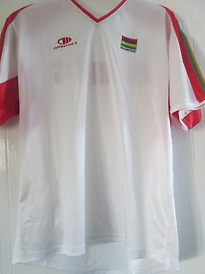 Mauritius 2006-2007 Home Football Shirt Size Large /41304 image