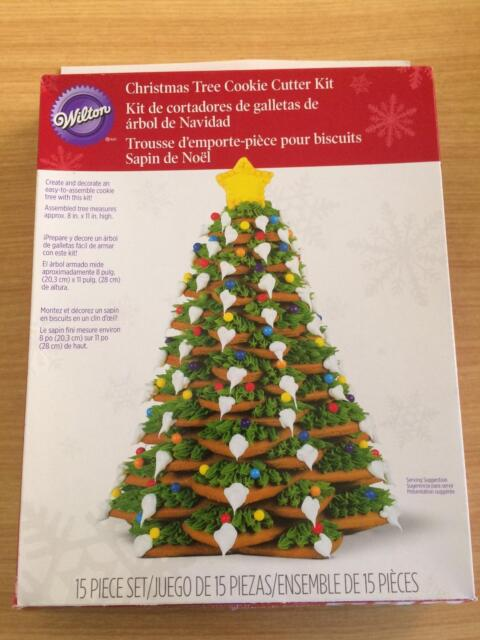 wilton christmas tree cookie cutter kit cooking accessories gumtree australia liverpool area liverpool 1194824322