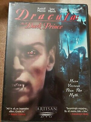 Movie Halloween Trailer (Dracula: The Dark Prince dvd 2000 with special features)