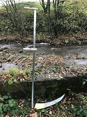 Freund Tubular 150cm Scythe Snaith & 60cm Reich Blade Made in Germany - Austrian