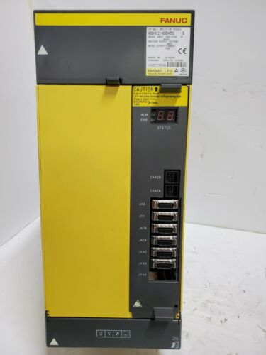 Fanuc A06b-6121-h045 #h550 Spindle Amplifier Fully Refurbished!!! Exchange Only