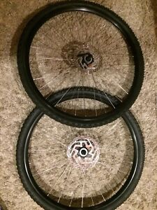 "29"" wheelset. Like new"