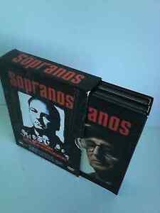 6 DVD collector set ... Sopranos , season two Bondi Eastern Suburbs Preview
