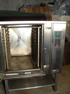 Used Bki Vs 2.10 Convection Combi Steamer Oven With Advanced Cookbake Tech.