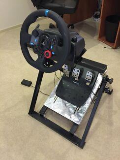 Racing Wheel System-PS4-Logitech