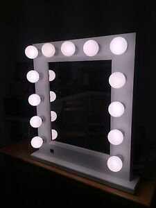 Custom Hollywood Vanity Mirrors