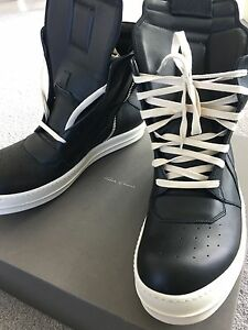 For sale Rick Owens Geo Basket Leather Docklands Melbourne City Preview