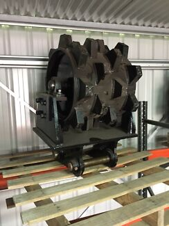 Excavator Compaction Wheels 3-4ton 5-6ton 7-8ton and 12-14ton