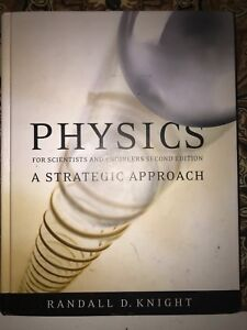 Physics for scientists and engineers by knight