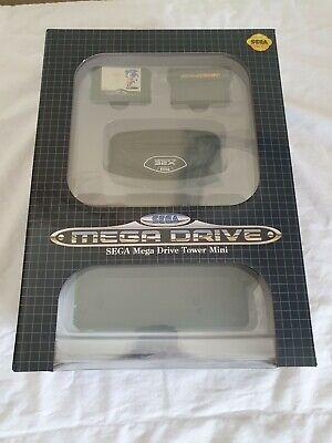 Rare European Sega Mega Drive Classic Mini Tower of Power Mega CD...