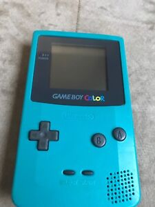 Teal Gameboy Colour