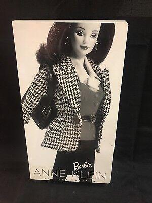 NIB Fashioned Design Anne Klein Barbie Doll 1997