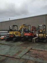excavator hire and truck hire Randwick Eastern Suburbs Preview