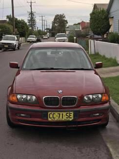 BMW 323i Manual