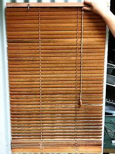 wooden venetian blind small Stratford Cairns City Preview