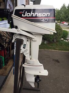 1990 Johnson 4hp Outboard