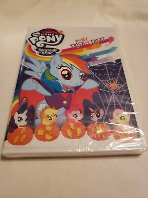 My Little Pony Trick Or Treat (My Little Pony Friendship Is Magic: Pony Trick Or Treat New DVD)