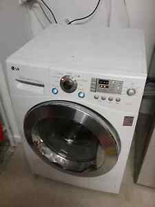 LG WD14030RD Front Loader Washer/Dryer - parts or repair Manly Brisbane South East Preview