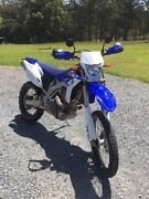 Yamaha WR450F Wauchope Port Macquarie City Preview