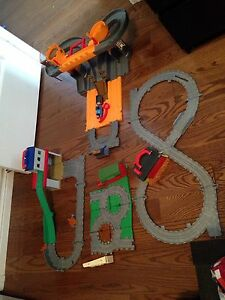 Thomas and Friends tracks
