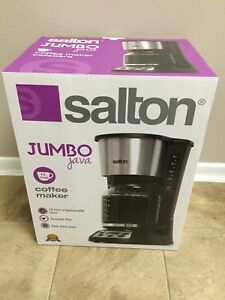 Salton Jumbo Java 14 cups Coffee Maker
