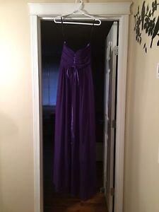 Fun purple dress! Edmonton Edmonton Area image 6