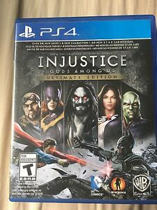 $15 - Injustice: Gods Among Us (Ultimate Edition)