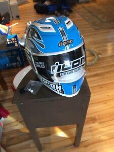 Icon Motorcycle helmet New