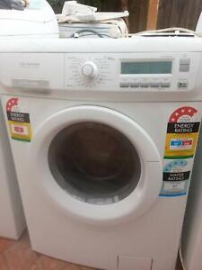 Electrolux EWW14791W 8kg front load washer & 5kg condenser dryer