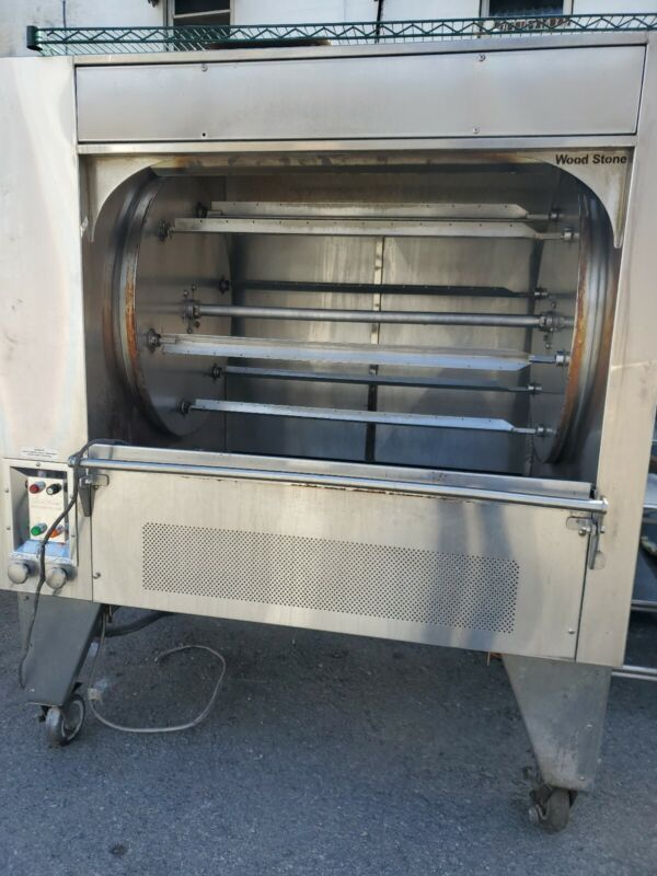 Wood Stone Gas Rotisserie Oven