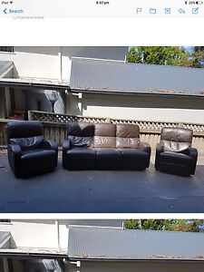 Leather Lounge Berkeley Vale Wyong Area Preview