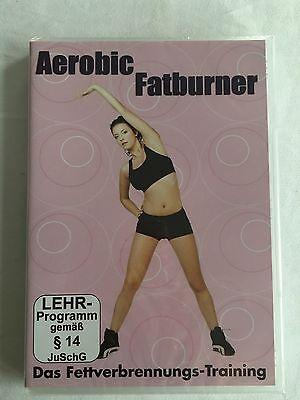 AEROBIC FATBURNER - DAS FETTVERBRENNUNGS-TRAINING - DVD - NEU & OVP