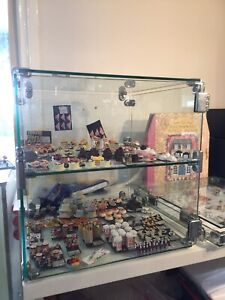 Glass Display Cabinet Prospect Prospect Area Preview
