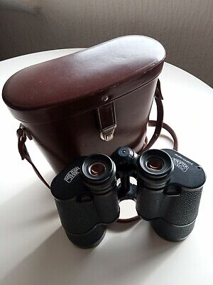 Carl Zeiss Jena Jenoptem 10x50W Multi-Coated Binoculars