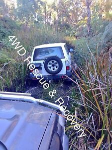 4x4 Recovery 4WD Off Road Towing Midland Swan Area Preview