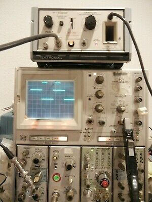 Tektronix P6042 Dc To 50mhz Current Probe Working And Calibrated