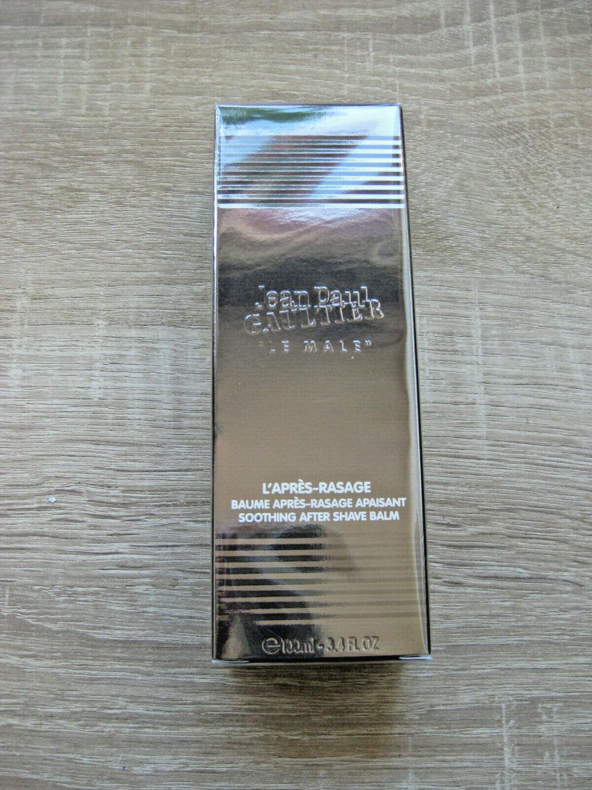 Jean Paul Gaultier LE MALE After Shave Balm Balsam 100 ml - neu & ovp