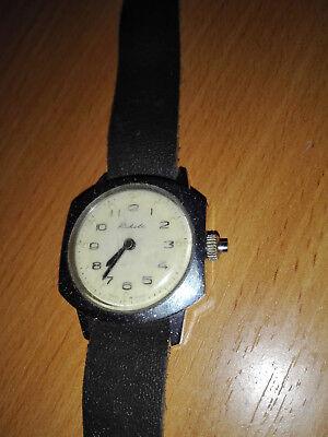 Original Braille Wrist Watch Blind Visually Impaired часы ракета Raketa USSR