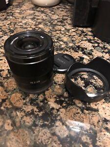 Sony 28mm 2.0 E-Mount