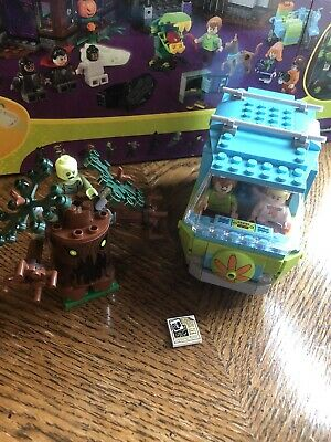 LEGO Scooby-Doo! set 75902, The Mystery Machine complete w/minifigs, instr