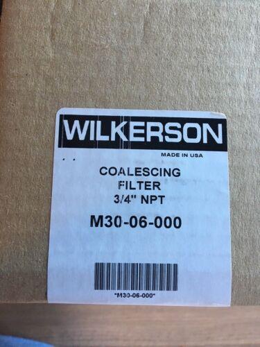 """WILKERSON M30-06-000 3/4"""" COALESCING FILTER"""