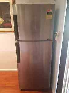 393 Lt Stainless Steel Samsung Refrigerator Valley View Salisbury Area Preview