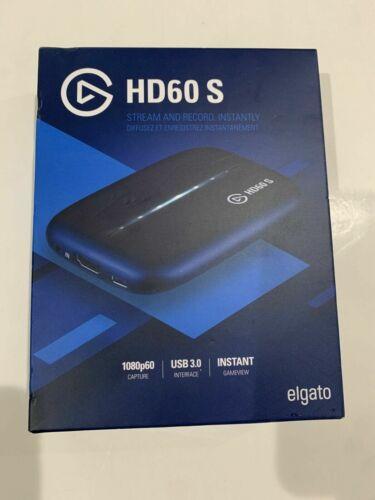 ✳️NEW! ✳️ Elgato HD60 S Game Capture Streamer - Black ✳️NEW! ✳️