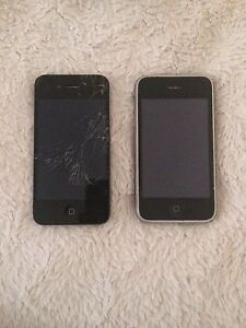 IPHONE FOR PARTS!!!