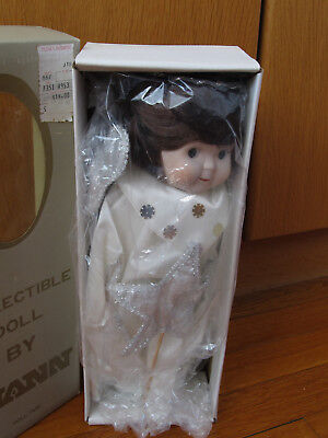 Scary Porcelain Doll - for DIY OOAK Halloween Prop - Star Wand Girl